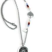 Birthstone Diffuser Necklace