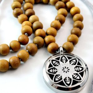 Sacred Wood Necklaces