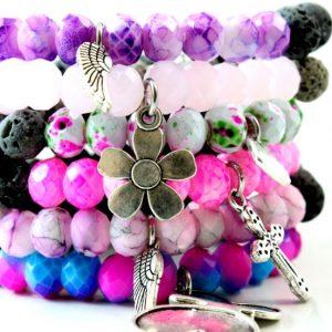 Children's Diffuser Bracelets