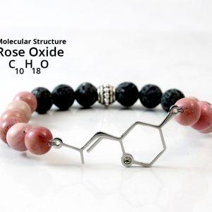 Rose Oxide Diffuser Bracelet