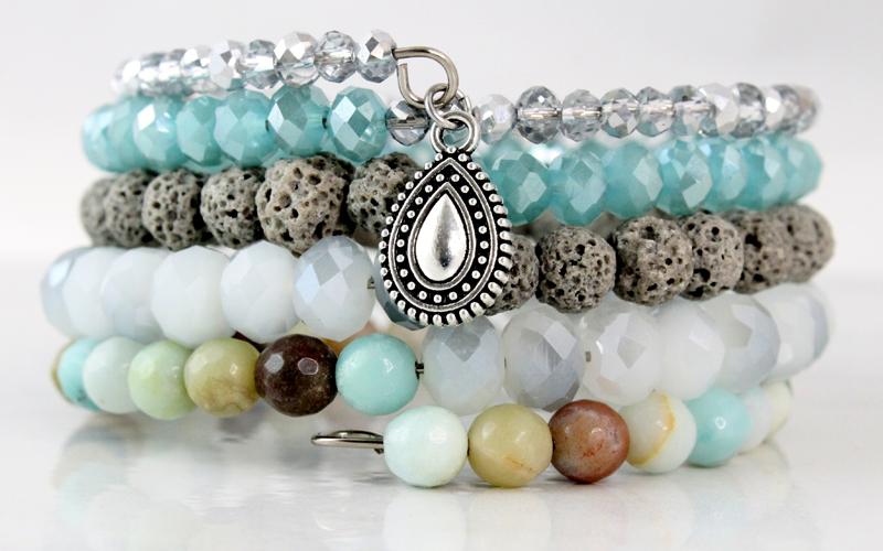 Memory Amazontine Bracelet