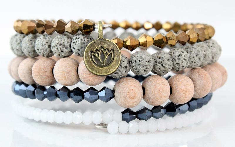 Memory Wood Bracelet